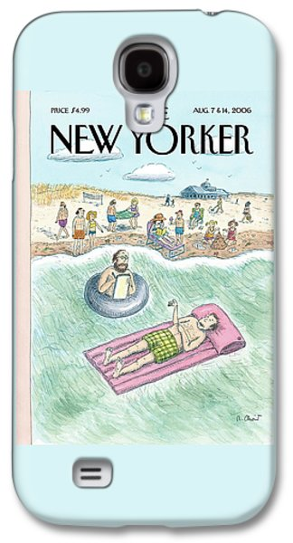 New Yorker August 7th, 2006 Galaxy S4 Case