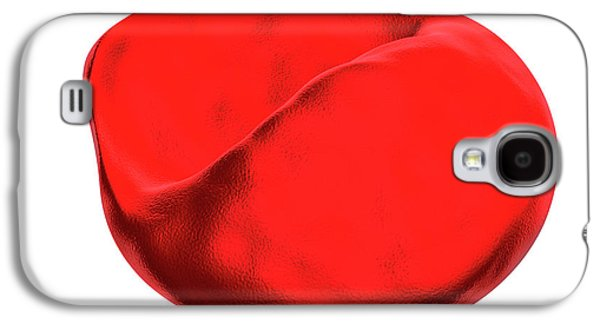 Abnormal Red Blood Cell Galaxy S4 Case by Harvinder Singh