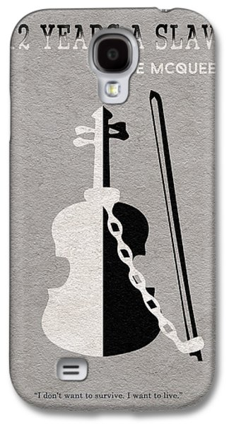 12 Years A Slave Galaxy S4 Case