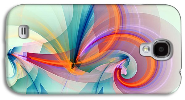 1260 Galaxy S4 Case by Lar Matre
