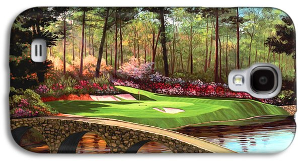 12th Hole At Augusta  Galaxy S4 Case