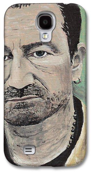 #13-24 Bono Galaxy S4 Case by Dane Tate