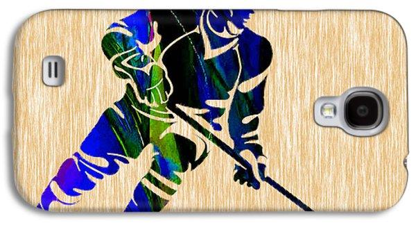 Hockey Galaxy S4 Case