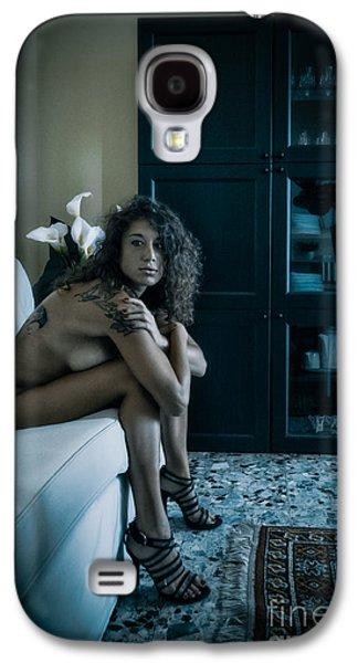 Que Nos Vies Aient L'air D'un Film Galaxy S4 Case