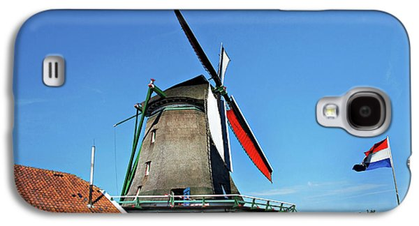 Netherlands, North Holland, Zaanstad Galaxy S4 Case