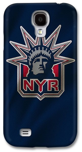 New York Rangers Galaxy S4 Case