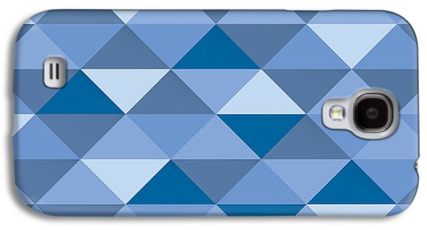 Pixel Art Galaxy S4 Case by Mike Taylor