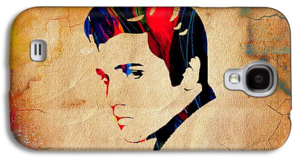 Elvis Presley Galaxy S4 Case by Marvin Blaine