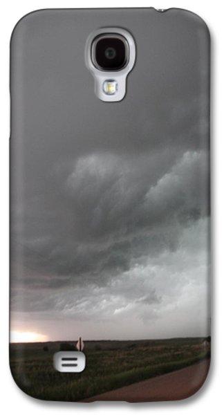 Nebraskasc Galaxy S4 Case - Nebraska Panhandle Supercells by NebraskaSC