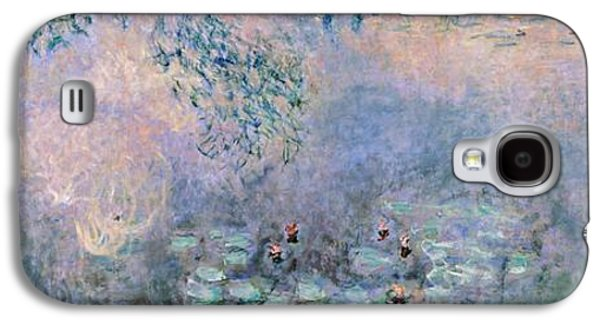 Water Lilies Galaxy S4 Case by Claude Monet