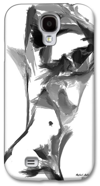 Abstract Series II Galaxy S4 Case