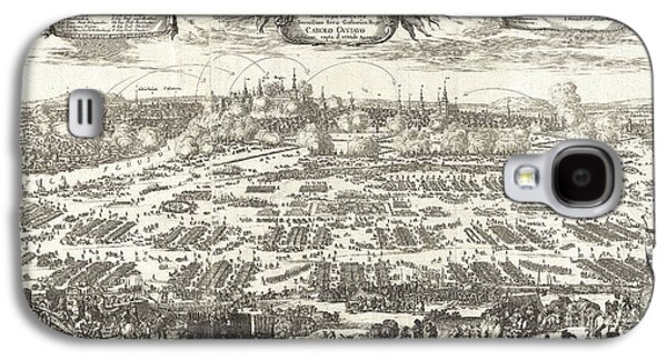 1697 Pufendorf View Of Krakow Cracow Poland Galaxy S4 Case