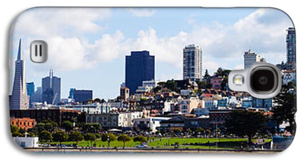 Buildings At The Waterfront Galaxy S4 Case by Panoramic Images