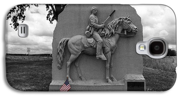 17th Pennsylvania Cavalry Monument Gettysburg Galaxy S4 Case