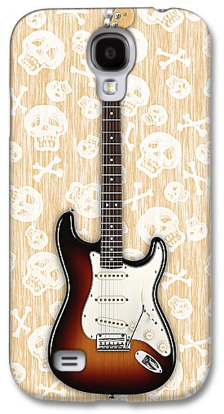 Fender Stratocaster Collection Galaxy S4 Case