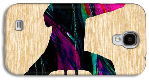 Martial Arts Karate Galaxy S4 Case by Marvin Blaine