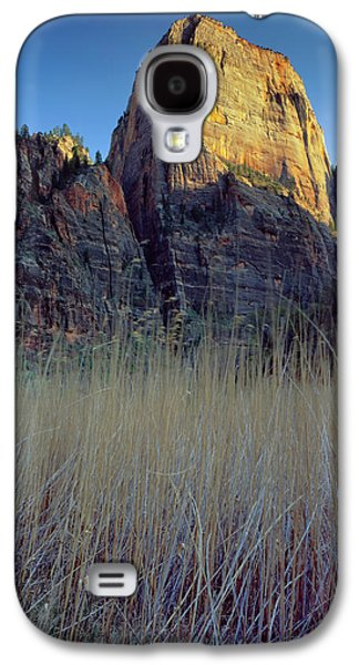 Zion National Park, Utah Galaxy S4 Case by Scott T. Smith