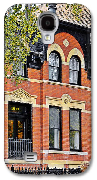 1817 N Orleans St Old Town Chicago Galaxy S4 Case by Christine Till
