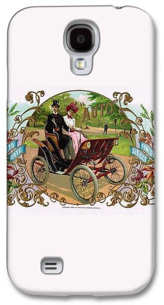 1890 Auto Vintage Art Galaxy S4 Case by Maciek Froncisz
