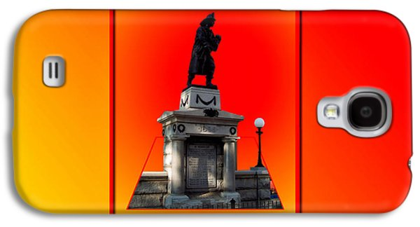 1898 Firemen Memorial Galaxy S4 Case by Thomas Woolworth