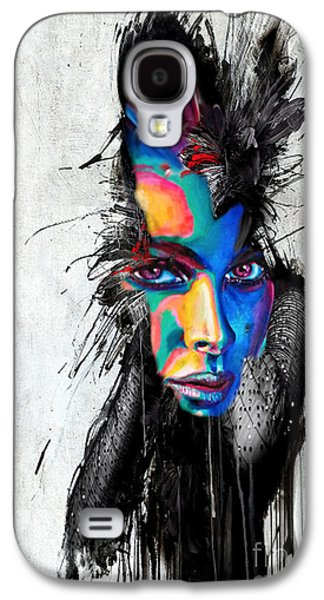 Facial Expressions Galaxy S4 Case
