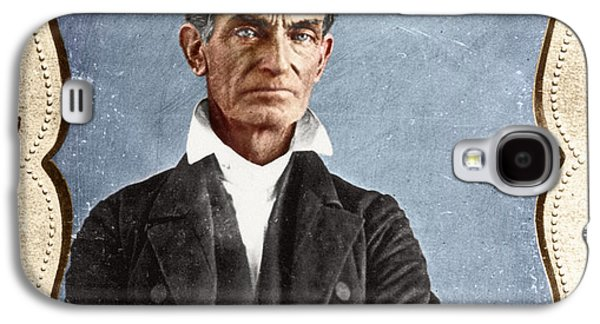 John Brown (1800-1859) Galaxy S4 Case by Granger