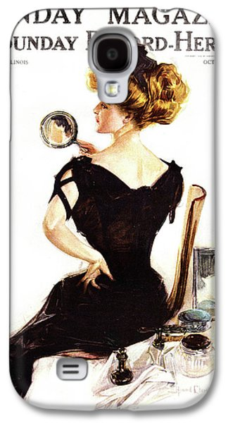 1900s Victorian Woman A Christy Girl Galaxy S4 Case
