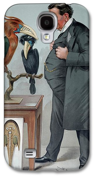 1905 Edwin Ray Lankester Zoologist Galaxy S4 Case