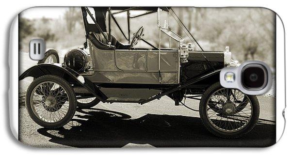 1911 Ford Model T Torpedo Galaxy S4 Case by Jill Reger