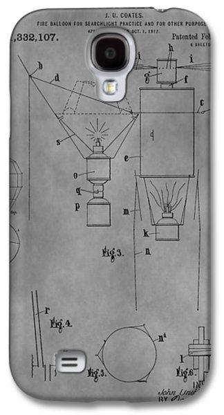 1920 Hot Air Balloon Galaxy S4 Case by Dan Sproul