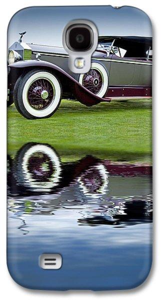 1929 Rolls Royce Galaxy S4 Case by Robert Jensen