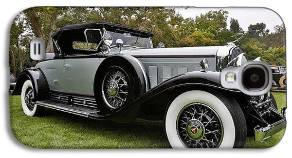 1930 Cadillac Model 452 Galaxy S4 Case by Robert Jensen