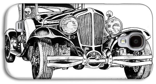 1930 Cord Galaxy S4 Case