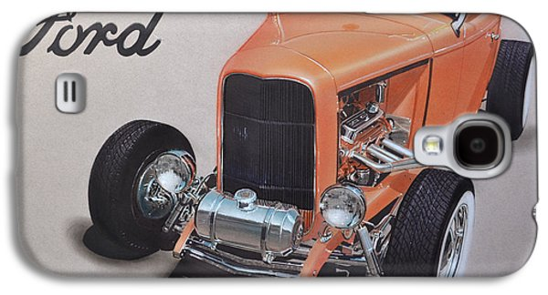 1932 Ford Galaxy S4 Case by Paul Kuras
