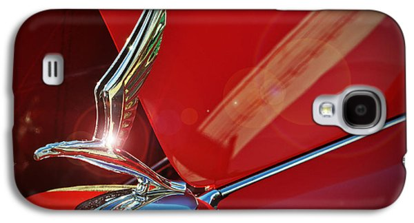 1933 Chevrolet Hood Ornament Galaxy S4 Case