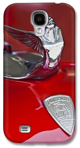 1933 Plymouth Hood Ornament Galaxy S4 Case