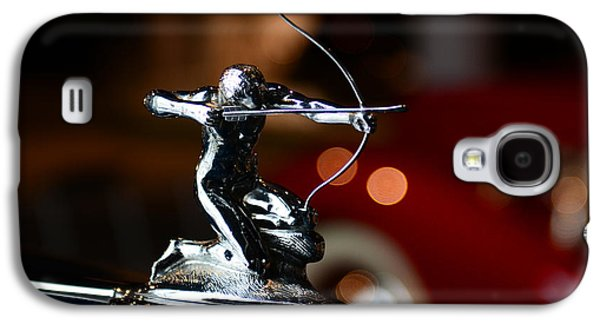 1936 Pierce Arrow Hood Ornament Galaxy S4 Case