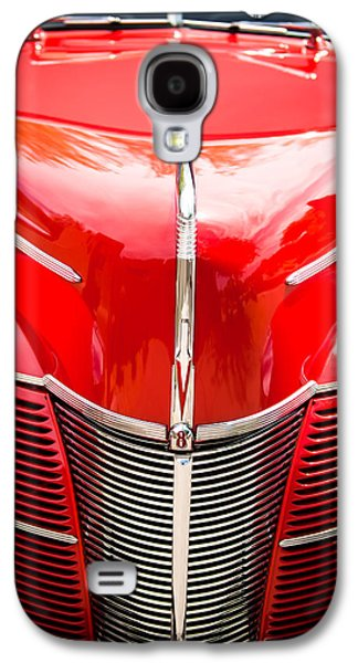 1940 Ford Deluxe Coupe Grille Galaxy S4 Case