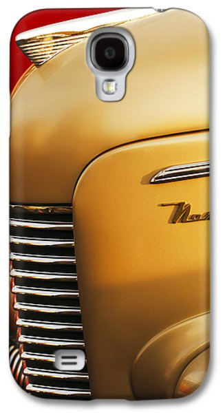 1940 Nash Sedan Grille Galaxy S4 Case by Jill Reger