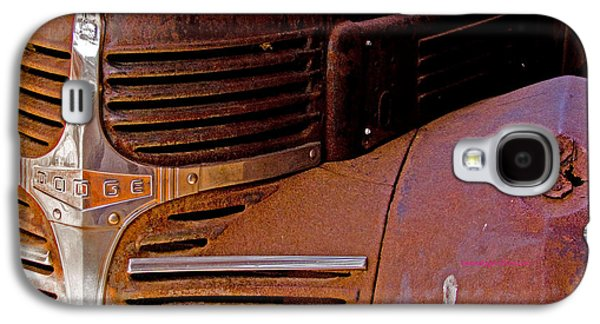 1940 Rusted Dodge Truck Galaxy S4 Case
