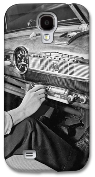 1947 Chevrolet Dashboard Galaxy S4 Case