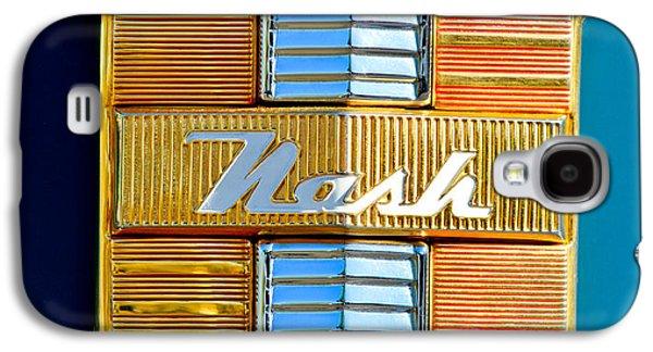 1947 Nash Suburban Emblem Galaxy S4 Case