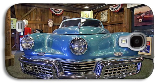 1948 Tucker Sedan Galaxy S4 Case by Jim West