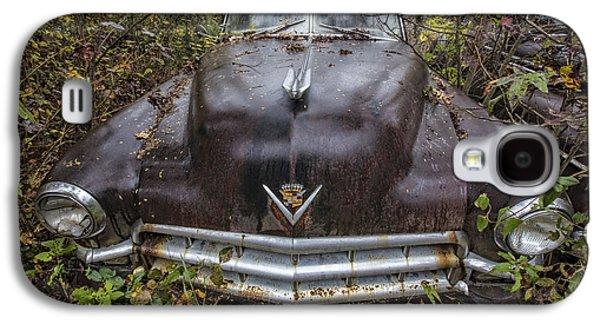 1949 Cadillac Galaxy S4 Case by Debra and Dave Vanderlaan
