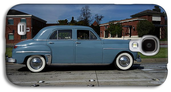 1949 Plymouth Galaxy S4 Case by Shukis Lockwood