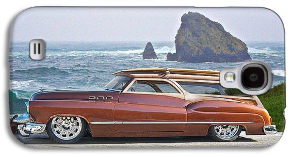 1950 Buick Woody Wagon V Galaxy S4 Case