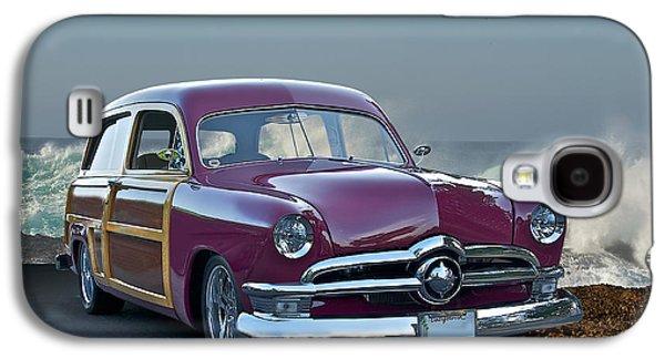1950 Ford Surf'n Wagon II Galaxy S4 Case