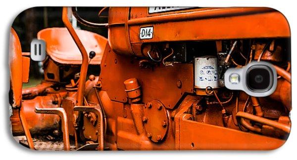1950s-vintage Allis-chalmers D14 Tractor Galaxy S4 Case by Jon Woodhams