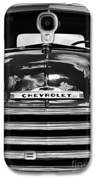 1951 Chevrolet Pickup Monochrome Galaxy S4 Case by Tim Gainey