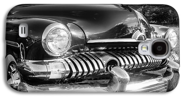1951 Mercury Coupe - American Graffiti Galaxy S4 Case by Edward Fielding